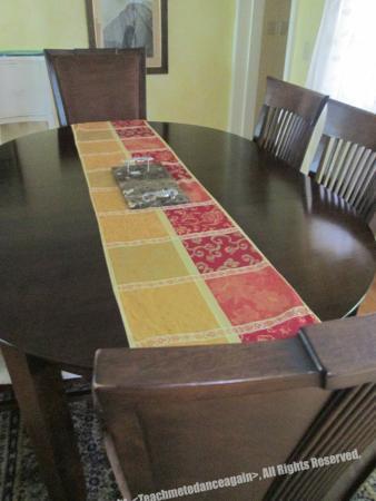 Scranton Seahorse Inn : Family Dining area