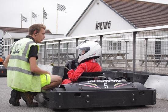 Coast 2 Coast Karting: Race Briefing
