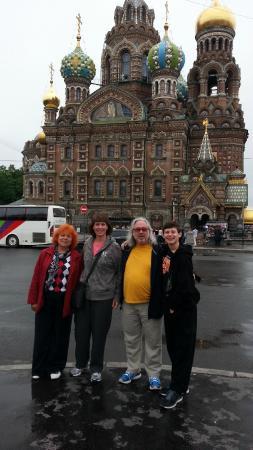 Insider Tour: Church on Spilled Blood - St. Petersburg, Russia