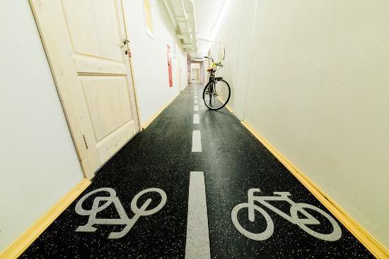 Bed & Bike Dostoevskogo