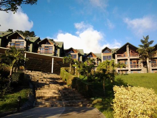 Trapp Family Lodge: uma pequena mostra de um hotel enorme