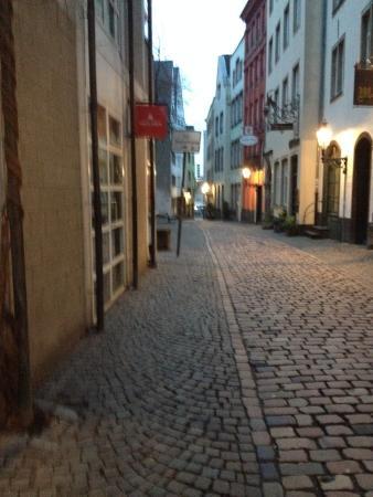 Lint Hotel Köln: Tolle kölner Lage