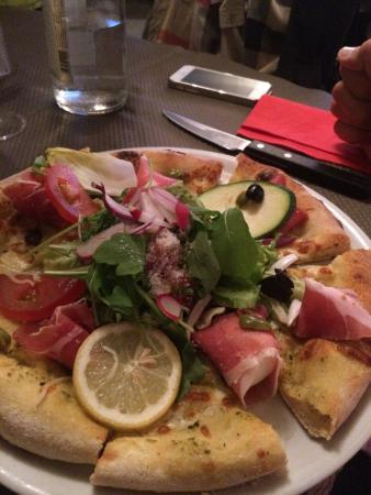 Hoerdt, France : Pizza