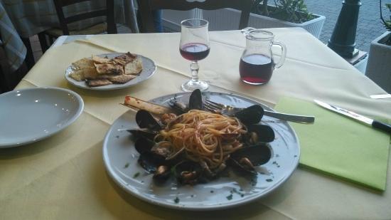Bagno laura restaurant tirrenia restaurantanmeldelser tripadvisor - Bagno europa tirrenia ...