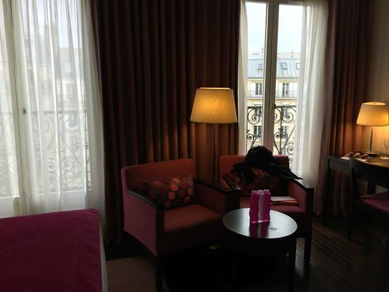 Hotel Elysees Regencia Paris: Charmoso