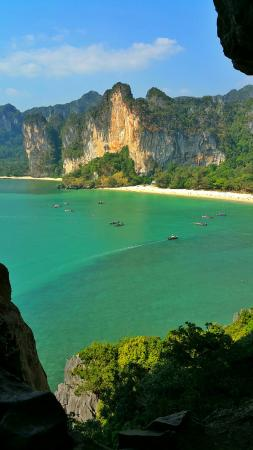 Real Rocks Railay - Day Adventures: Incredible view!