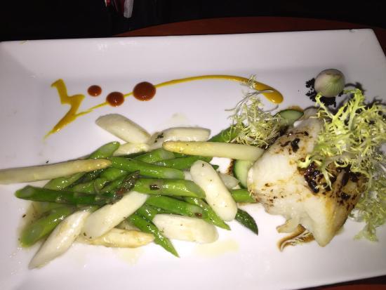 Cafe Pacific: Chilean sea bass