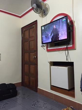 Hotel Indochine : Odamız