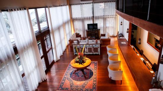 Barra do Piuva Porto Hotel: Recepção/Lobby