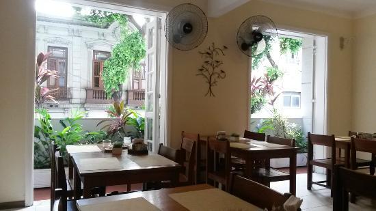 Hotel Carioca: Café da manhã