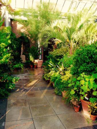 the solarium - Picture of Tower Hill Botanic Garden, Boylston ...