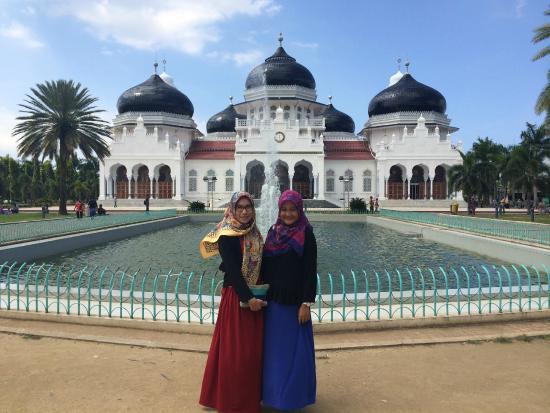 Baiturrahman Grand Mosque : foto2