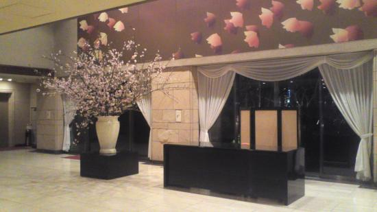Hotel Princess Garden: もうすぐ春・・・の素敵なお花