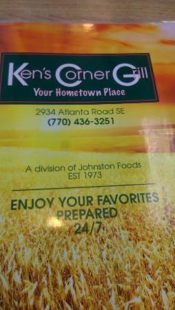 Ken's Corner Grill