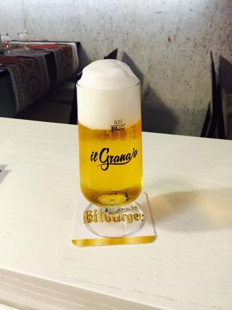Pizzeria Il Granaio: La birra