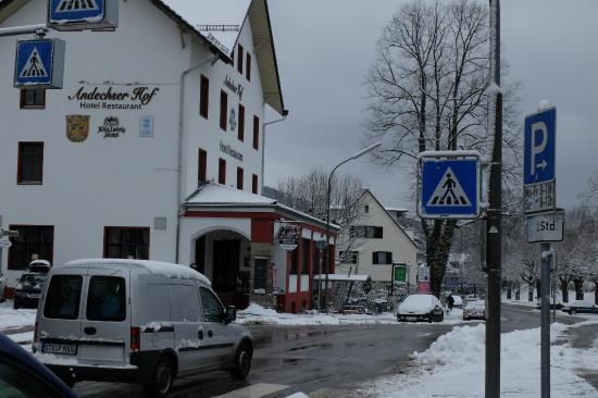 Hotel Andechser Hof