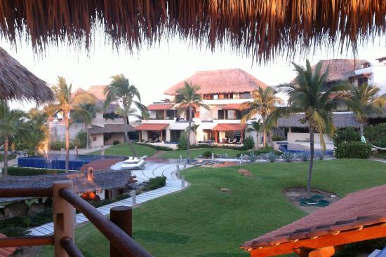 Las Palmas Beachfront Villas: From my room