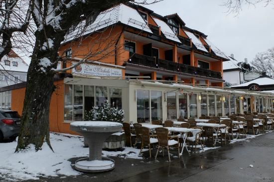 Hotel Promenade : Da Michele am See