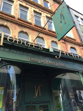 Hodges Figgis Bookstore