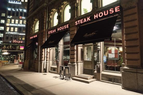 Manhattan Steak House