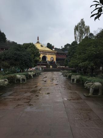 Wannian Temple : Wannianshi