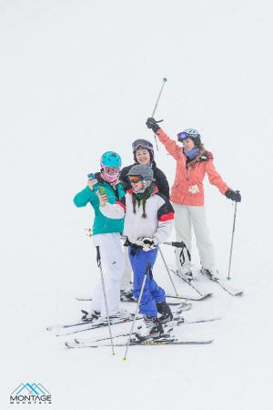 Montage Mountain : Winter fun out on the slopes