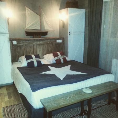 Villa Providence: Schlafbereich Zimmer Nr. 2