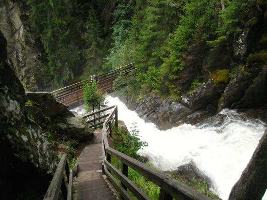 Krakaudorf, Austria: Günster Wasserfal