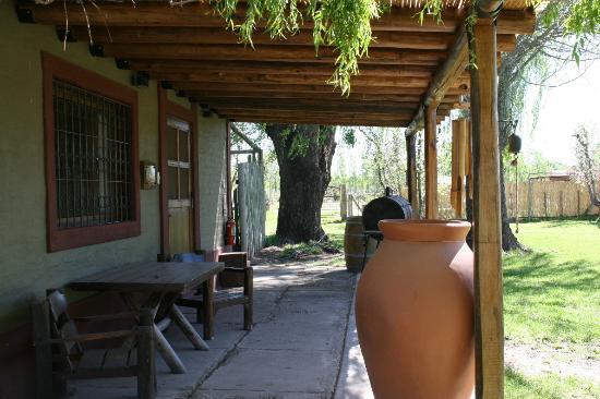 Finca Ogawa: Casa de Martha