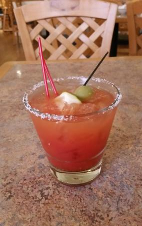 The Cottage Restaurant: A great Bloody Mary