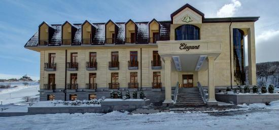 Tsakhkadzor, Armenia: Welcome to Elegant Hotel & Resort