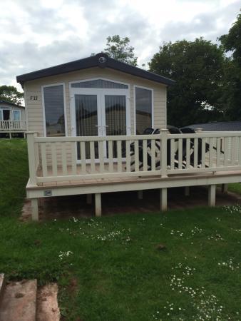Hoburne Devon Bay: Our caravan (F27)