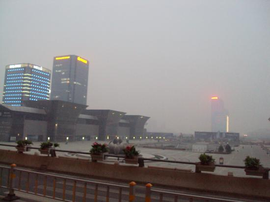 Zouping County, China: Hotel Melia at Jinan bullet train station