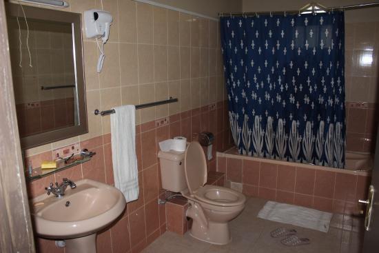 Margarita House: Salle de bains