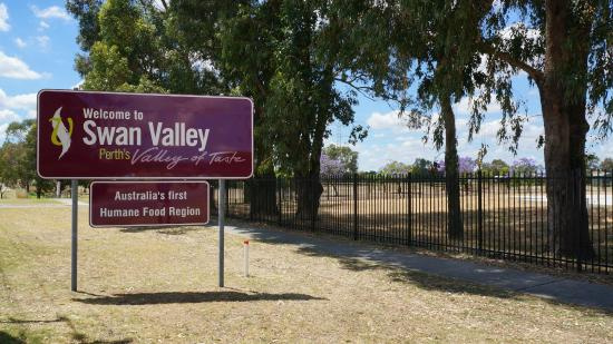 Discovery Parks - Swan Valley: Bem-vindo ao Swan Valley