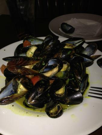 Loretta : why are the mussels sweet?