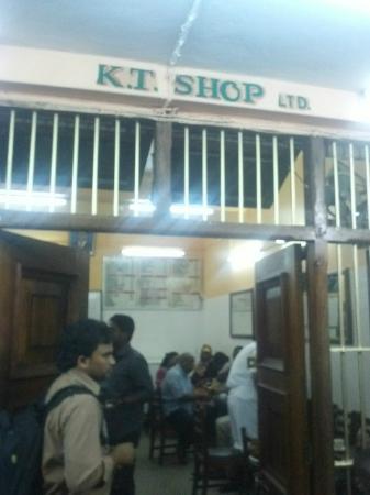 K Tea Shop