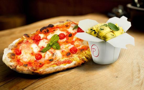P Pizza e Pasta