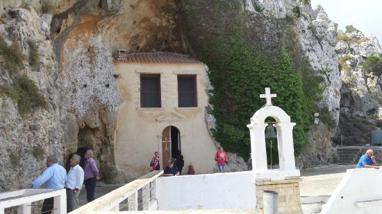 Agios Nikolaos, Greece: Wejście