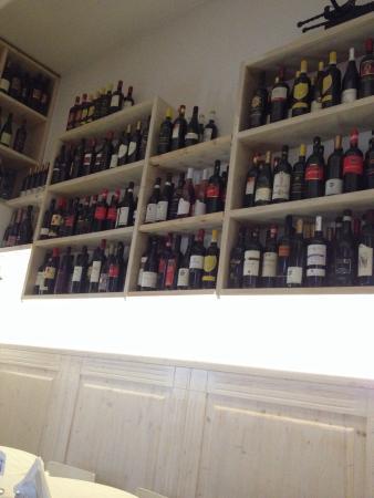 Bollicina Enoteca : In vino veritas...