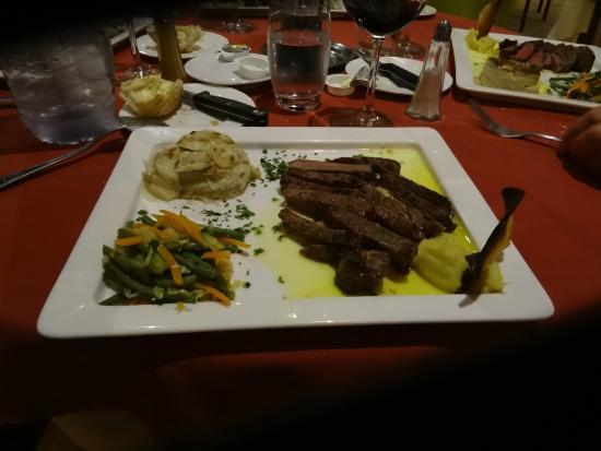 Restaurant L'Agora : Entrée
