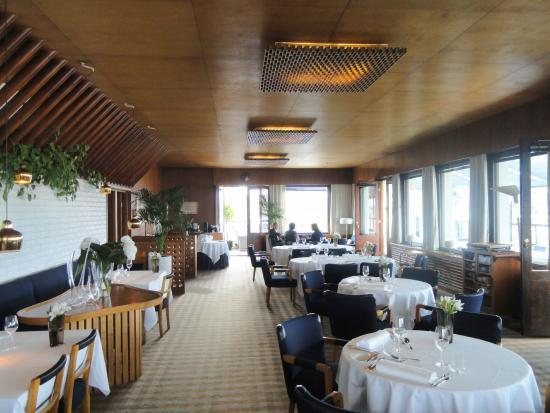 Ravintola Savoy, Helsinki, dining room.
