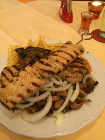 Restaurant Athen Im Landhaus Havelse
