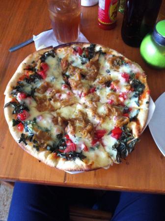 Trebol Cotacachi Bar & Grill: Yummy