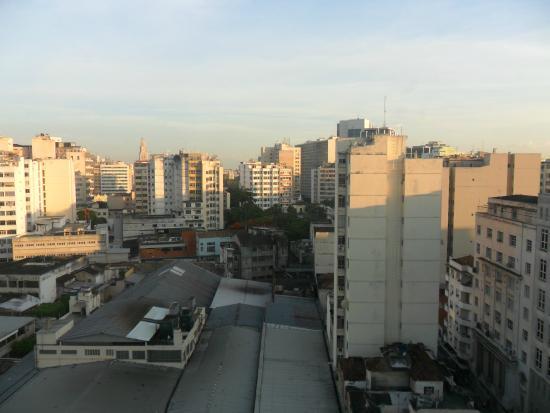 Rio's Nice Hotel: 06:30 da manhã dia 27.01.2015