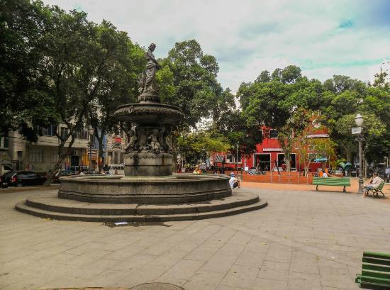 Praca Sao Salvador