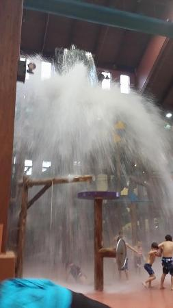Grand Country Resort: Great Indoor water park especially a winter treat