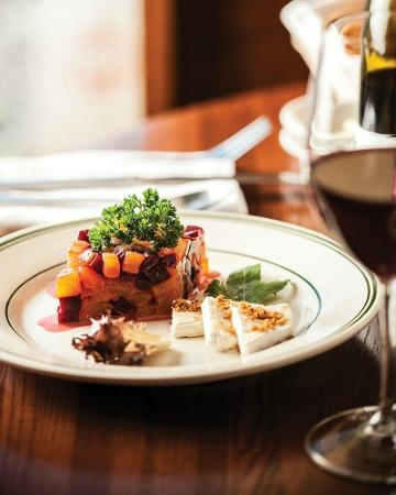 Bistro Jacques: Red and Golden Beet Tartare