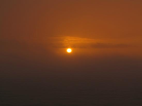 South Wind On The Ocean: A beautiful sunrise over the Atlantic