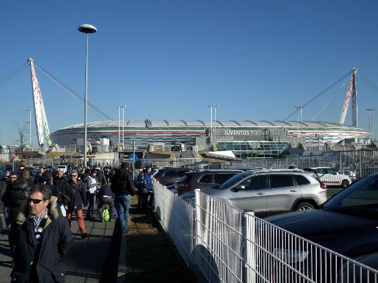 Stadio Dall 39 Esterno Foto Di Stadio Juventus Torino